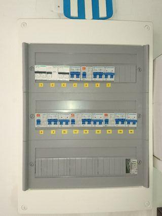 Urgencia Electricidad