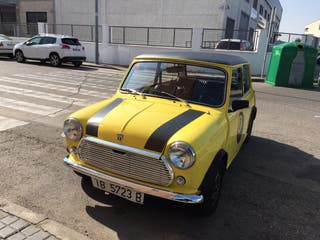 mini 1000 1972 deluxe