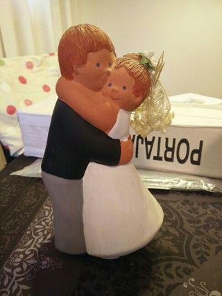 adorno pastel boda
