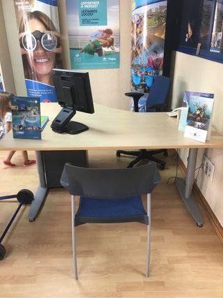 Mesa despacho mueble oficina