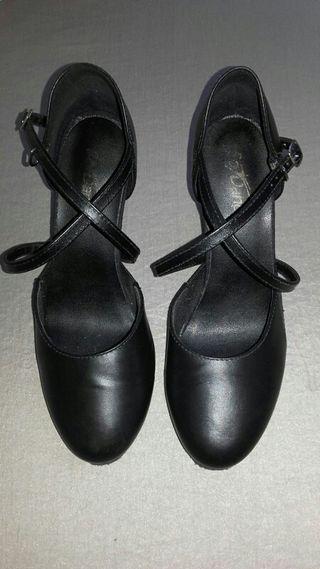 De baile, zapatos