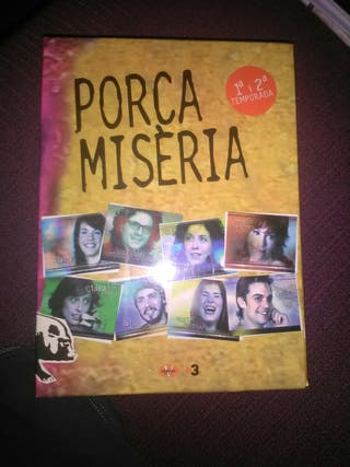 dvd's Porca Miseria