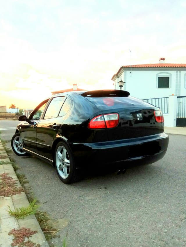 Seat Leon sport FR