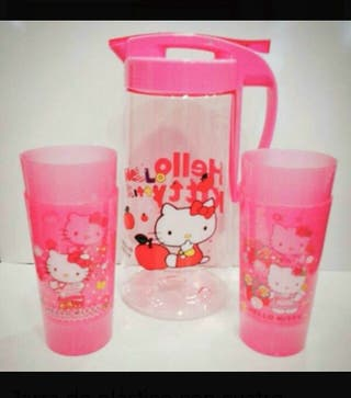 Jarra Hello Kitty