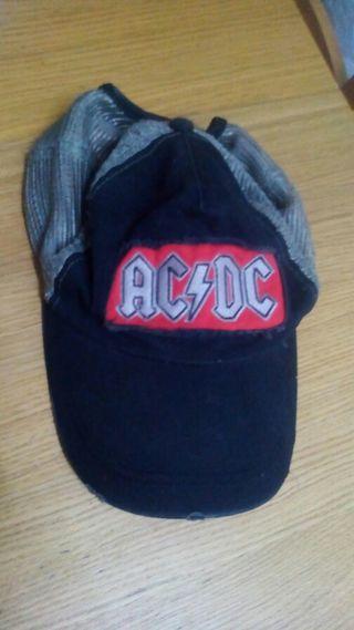 Gorra de AC/DC