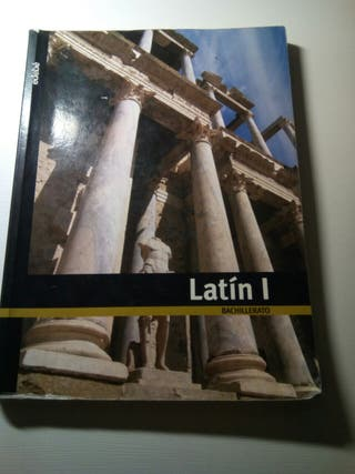 libro latín 1 bachillerato