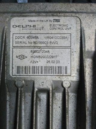 Renault Clio 2004 1.5 dci centralita motor