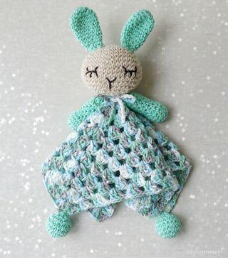 Manta de Apego crochet
