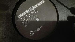 Vinilo «BLANK & JONES» the nightfly