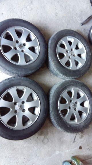 ruedas Peugeot