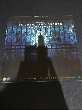 Pack Batman Blu-ray
