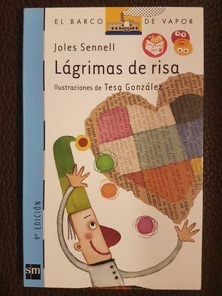 Libro infantil. Lágrimas de risa