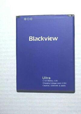 Batería Blackview Ultra A6