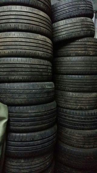 lote de ruedas usadas