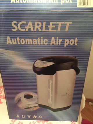 Dispersador termo de agua caliente automático