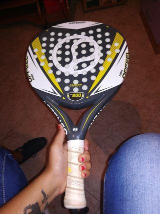 raqueta de padel