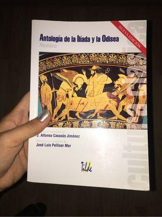Antología: Ilíada y Odisea