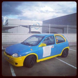 Opel Corsa Gsi grupo N 1995