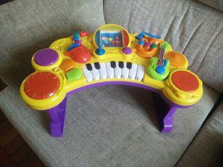 juego niños musica