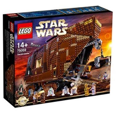LEGO Star Wars Sandcrawler(Ref 75059) Colección