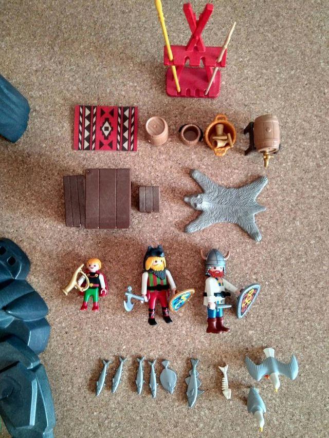 Playmobil Fuerte Vikingo