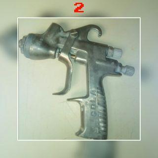 pistola pintura