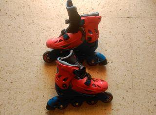 patin en linea niños