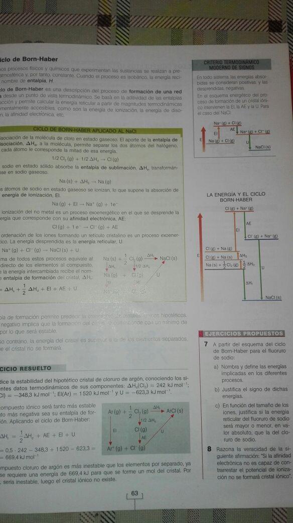 quimica 2. bachillerato. editorial sm