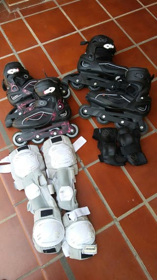 PATINES LINEA ADULTO