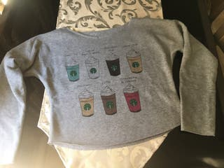 Sudadera Starbucks