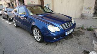 Mercedes-Benz Clase C Sport coupé 1.8 Komp. 2004