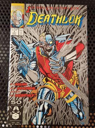 Deathlok # 1 - Comic Marvel en ingles