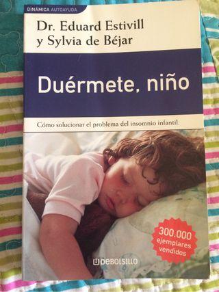 Libro Duérmete niño