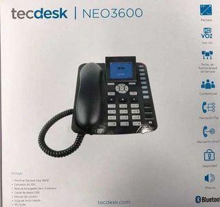 Telefono neo3600 tecdeks nuevo