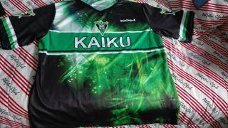 Camiseta de kaiku
