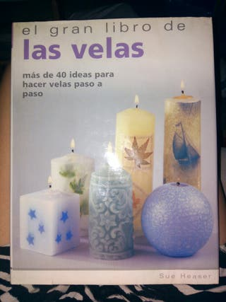 libro de velas