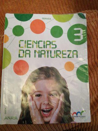 Ciencias da natureza 3 primaria anaya