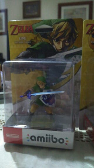 Amiibo Saga Zelda