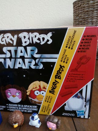 juego angry birds.