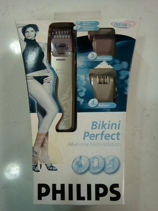 Depiladora bikini perfect