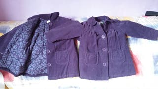 chaquetas gemelares