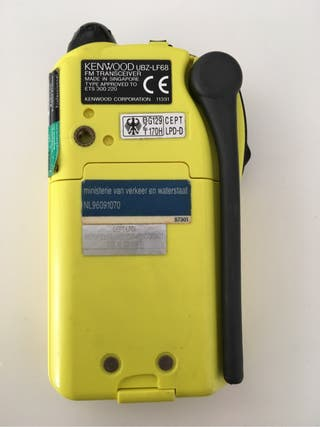 Walkie Talkie KENWOOD ubz-lf68
