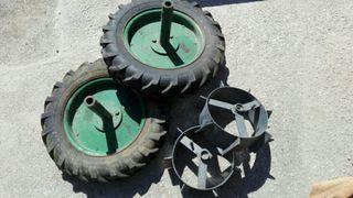 ruedas motoazada