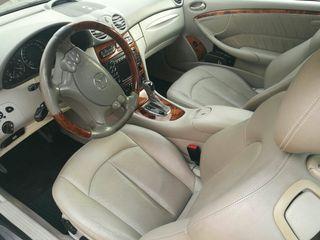Mercedes-Benz CLK 320 automático.