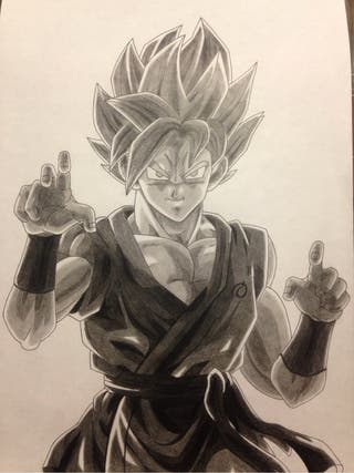 Poster A3 Dragon Ball