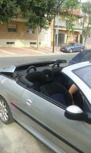 Peugeot 206cc cabrio 2003