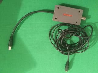 Cable de Antena RFU Nintendo Nes - Super Nintendo