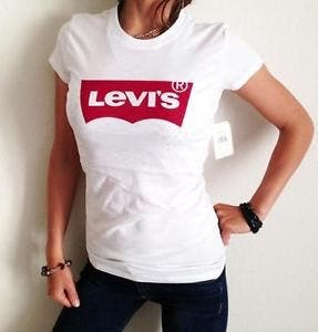 Camiseta mujer levi's