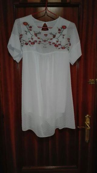 Vestido de fiesta, talla unica.