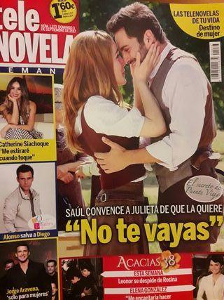 Revista telenovela n°1273